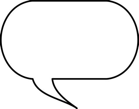 conversation baloon template speech balloon box 183 free vector graphic on pixabay