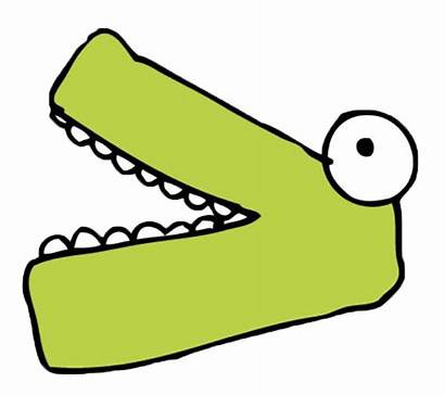 Greater Than Less Alligator Crocodile Clipart Groter