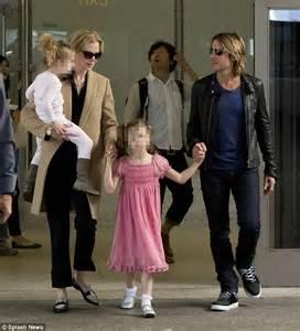 Keith Urban and Nicole Kidman Children
