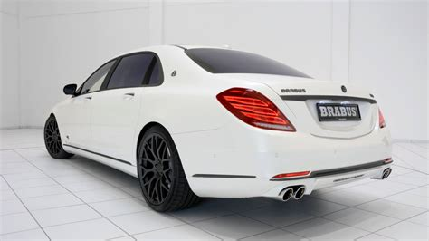 The vehicle has 900 hp engine. Brabus Maybach S600 Rocket 900 - 1149742