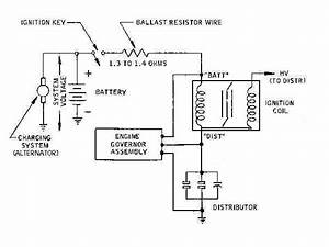 Rev Limiter Circuit Diagram