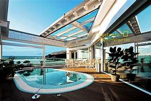 Sonnenschutz Terrassenüberdachung Selber Bauen : terrassenuberdachung holz mit glasdach ~ Sanjose-hotels-ca.com Haus und Dekorationen