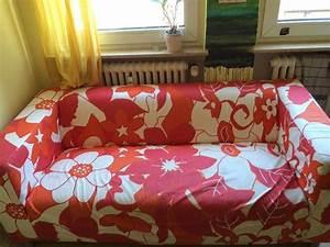 Ikea Stuttgart Adresse : ikea klippan sofa couch bezug orange blumen in k ln polster sessel couch kaufen und ~ Frokenaadalensverden.com Haus und Dekorationen