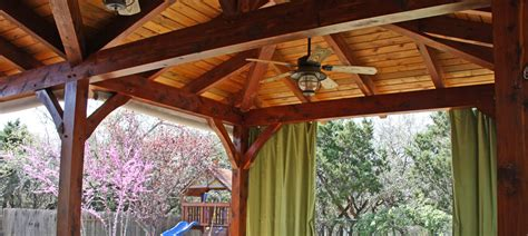 extended living space texas timber frames