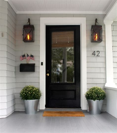 front entrance outdoor lighting black front door for simple and attracting applications