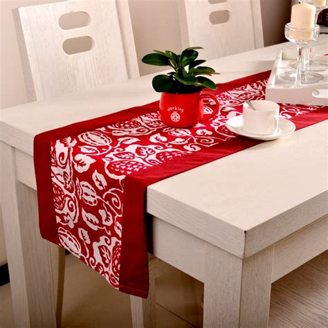 wholesale christmas table runner wedding reception chinese wedding bed for sale in table