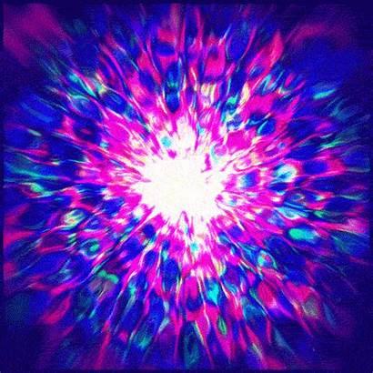 Pink Trippy Paint Liquid Purple Erica Loop