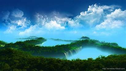 1080p Windows Wallpapers Nature Background Cloudy Superb