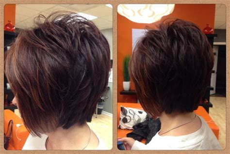 25+ Best Ideas About Layered Bob Hairstyles On Pinterest