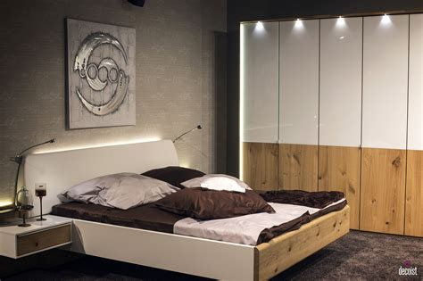 In The Bedroom by 15 Bedside Tables And Nightstands With Understated Elegance