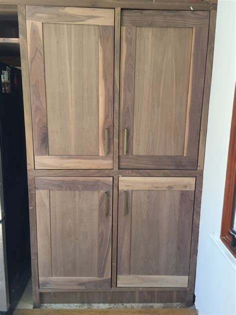 kitchen cabinet protector how to finish protect walnut kitchen cabinets 2694