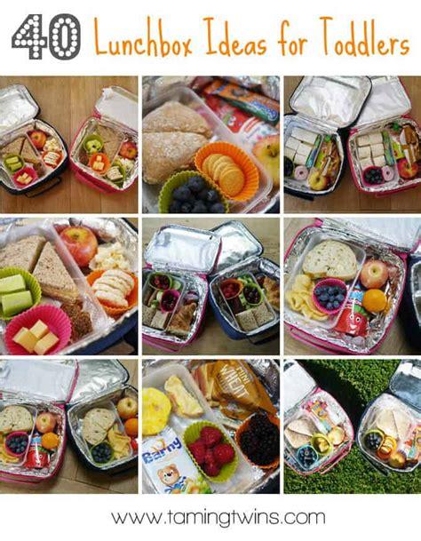 40 lunchbox ideas for toddler children inspiration for 882 | 40 lunchbox ideas for toddlers