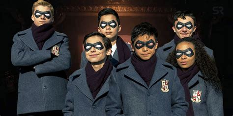 The Umbrella Academy Season 2: Young and Adult Team Back ...