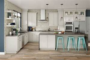 kraftmaid cornell maple moonshine ac kitchens and baths With kitchen colors with white cabinets with outdoor brand stickers