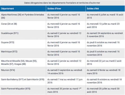 187 dates officielles des soldes 2016lyon saveurs