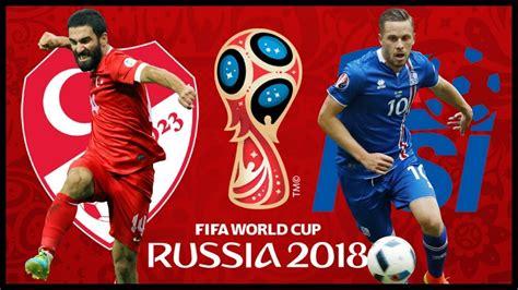 Turkey Iceland Fifa World Cup Qualifier Highlights