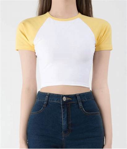 Crop Sleeve Raglan Tops Mixxmix Quick Skirt