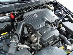 2001 Lexus Is 300 3 0 Liter Dohc 24