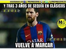 Memes Real MadridBarcelona Los chistes del clásico