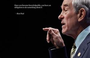 Ron Paul Quotes... Ron Paul Gold Quotes