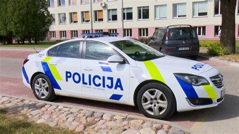 Policijas hronika | eLiesma