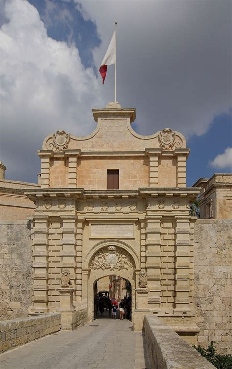 Mdina Gate Wikipedia