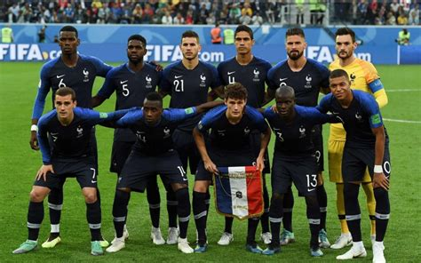 France World Cup Squad Guide Latest Team News