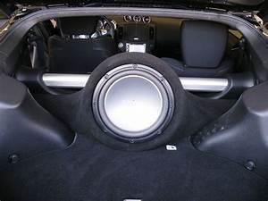 Nissan 370z Sub Box Nissan 370z Subwoofer Box Nissan 370z