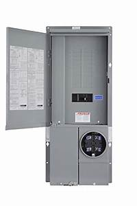 Square D By Schneider Electric Sc2040m125pf Homeline 125
