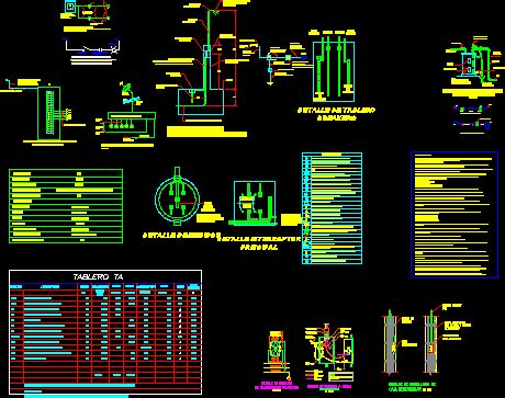electrical details dwg detail  autocad designs cad