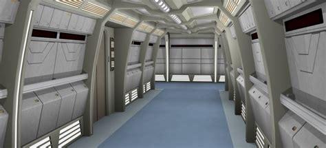 v starr interior design starfleet intelligence file corridor uss enterprise ncc
