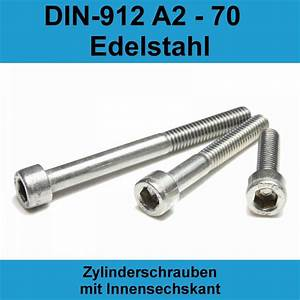Schrauben Din 912 : m10 din 912 zylinderschraube innensechskant kopf schrauben ~ A.2002-acura-tl-radio.info Haus und Dekorationen
