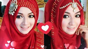 easy hijab style showing  side design youtube hijab tutorial hijab style tutorial hijab