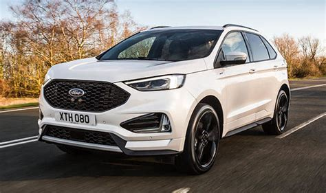 ford edge 2018 suv gets face lift updated specs and new