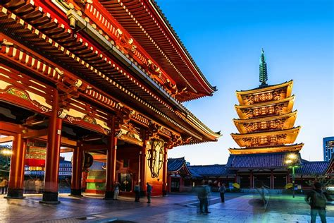 famous landmarks  japan