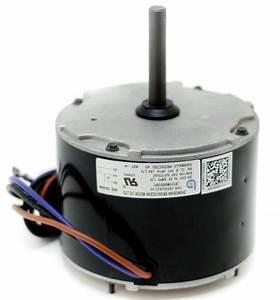 Condenser Fan Motor  U2013 0131m00018ps Janitrol 4 Hp