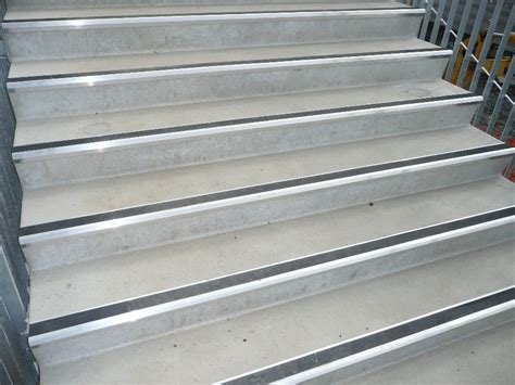 Ideas For Kitchen Design Photos - metal stair nosing outdoor railing stairs and kitchen design finishing with metal stair nosing