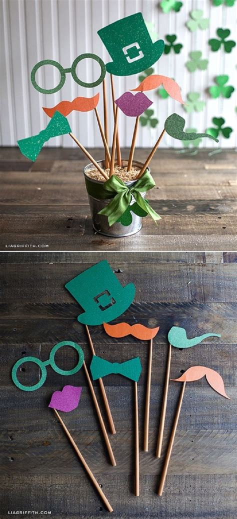 irish themed diy st patricks day decorations