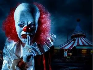 Evil Clowns Wallpaper - WallpaperSafari