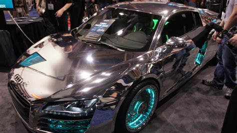 west coast customs tron audi  car tuning