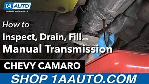 How To Check Manual Transmission Fluid 10