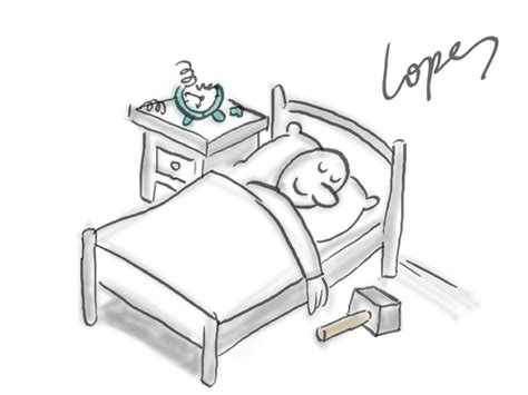the bed comic the snooze dilemma plastic trees