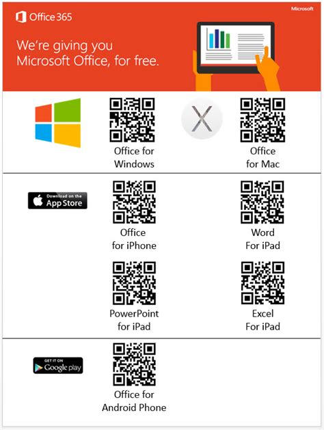 Office 365 Qr Code office 365 home