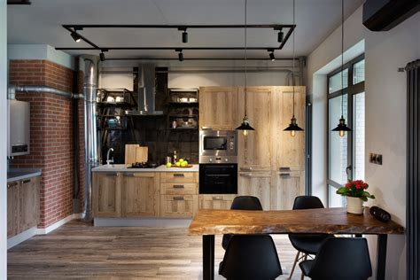 industrial design kitchen 20 spectacular industrial kitchen designs that will get 1835