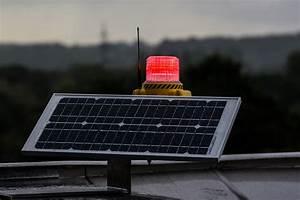Solar Obstruction Light  Model Sp-401