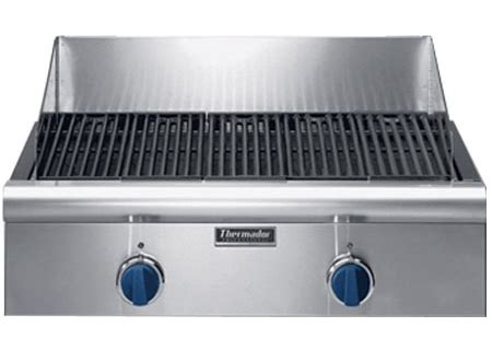 indoor gas grill thermador pb30bs 30 quot indoor gas bbq grill pb30bs abt
