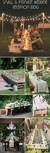 intimate wedding ideas five essential elements that bring With intimate wedding reception ideas