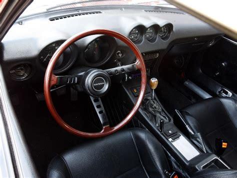 Datsun 240z Interior by Japanese Nostalgic Vehicles The Motoring Enthusiast