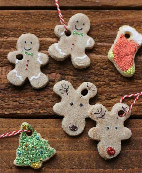 salt dough craft ideas adults figurine de no 235 l en p 226 te 224 sel 224 fabriquer avec les enfants 7109