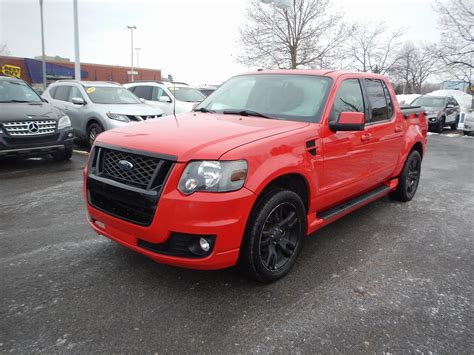 Ford Sport Trac Adrenalin by 2010 Ford Explorer Sport Trac Adrenalin All Wheel Drive